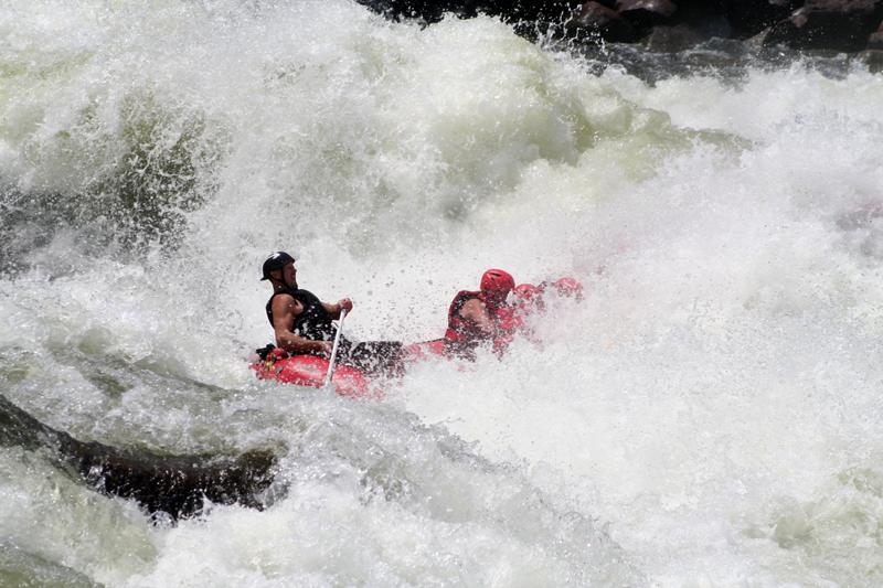 Seti River Rafting - Namo Treks